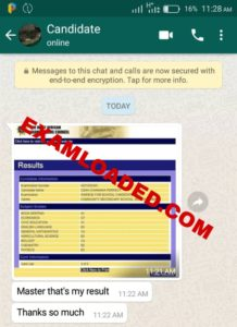 Youthloaded waec 2019